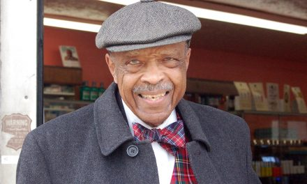 Dr. Lester Carter recognized by Common Council for lifetime of community service