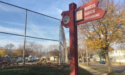Rebirth of Marcus DeBack Playground sparked by loving memories