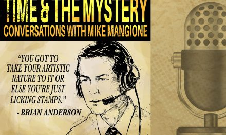 Time & The Mystery Podcast: Brian Anderson
