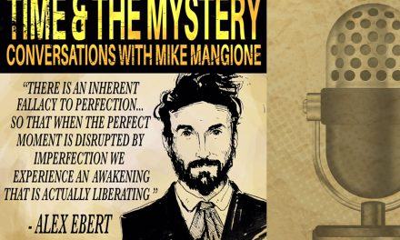 Time & The Mystery Podcast: Alex Ebert