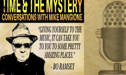 Time & The Mystery Podcast: Bo Ramsey