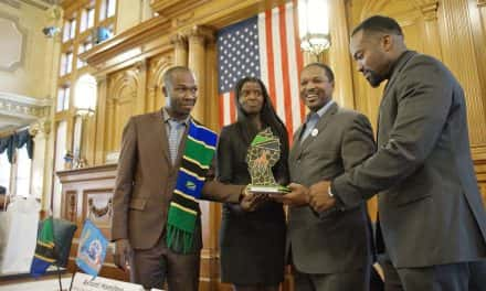Tanzania signs Sister City agreement with Milwaukee