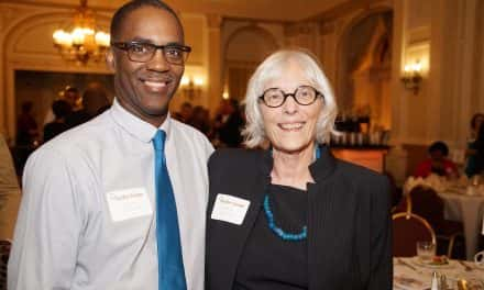Zeidler Center honored for fostering healthy public discussions