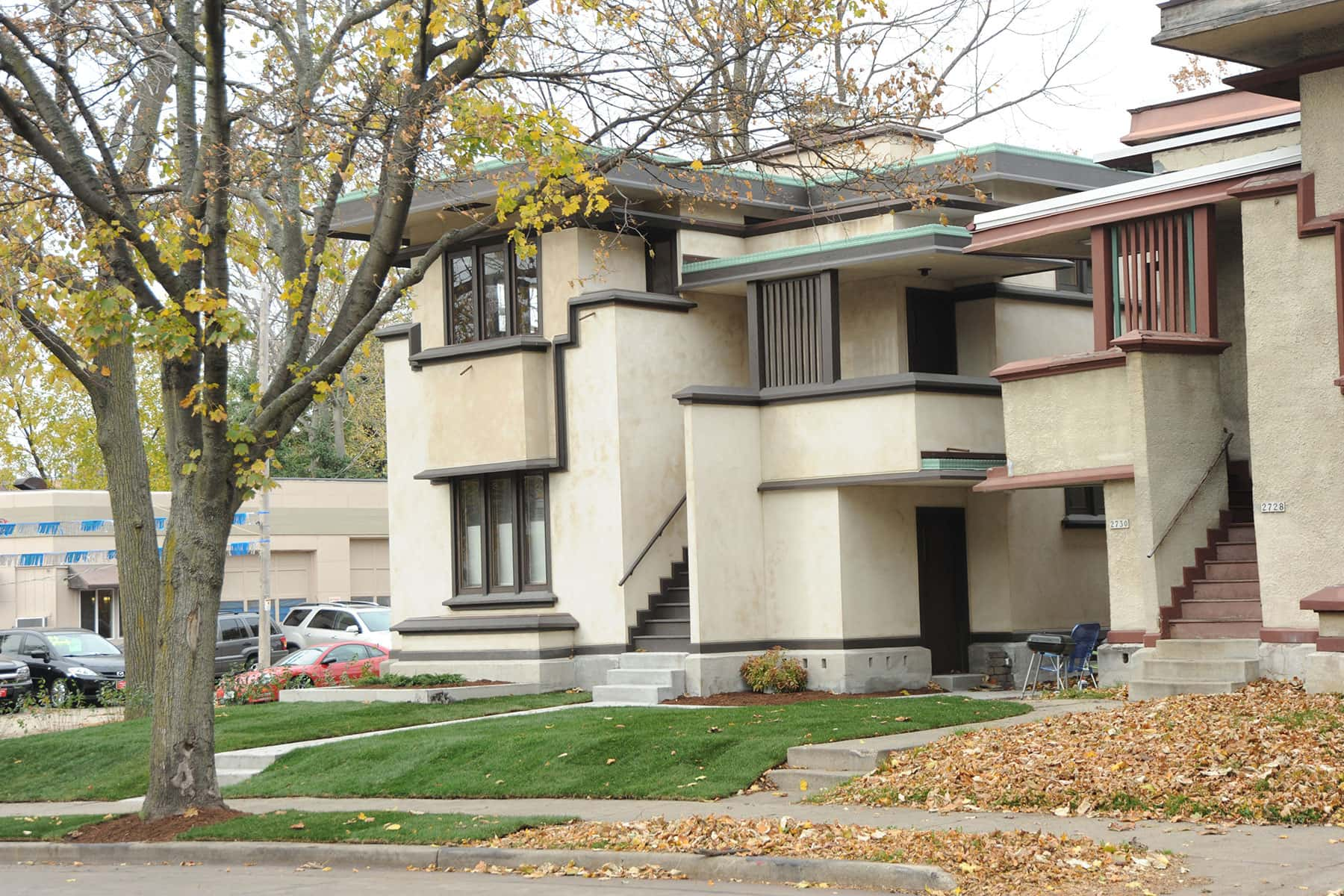 Milwaukee\'s Frank Lloyd Wright affordable homes turn 100 | The ...