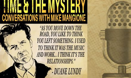 Time & The Mystery Podcast: Duane Lundy