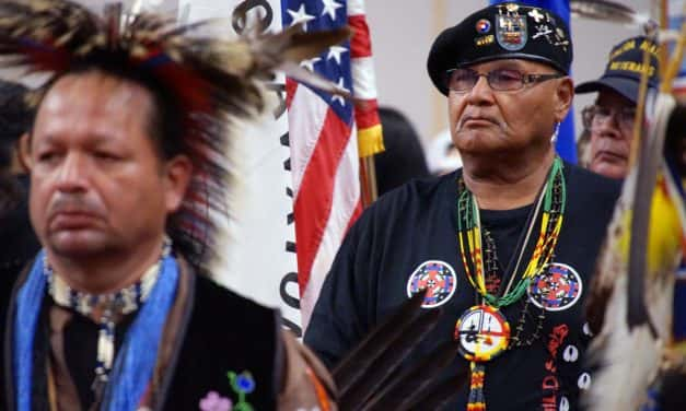 Remembering the sacrifices of American Indian Veterans