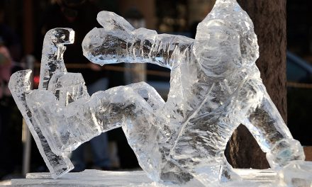 Slice of Ice kicks off at Red Arrow Park