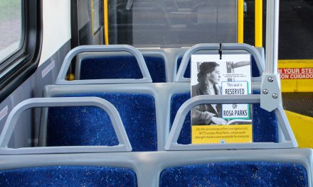 MCTS celebrates anniversary of bus segregation resistance by Rosa Parks with open seat tribute