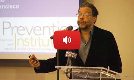 Audio: Public health strategies for viоIеncе prevention