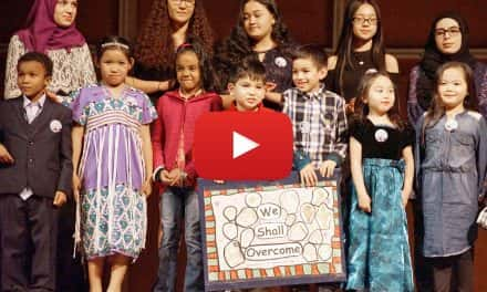 Video: We Shall Overcome