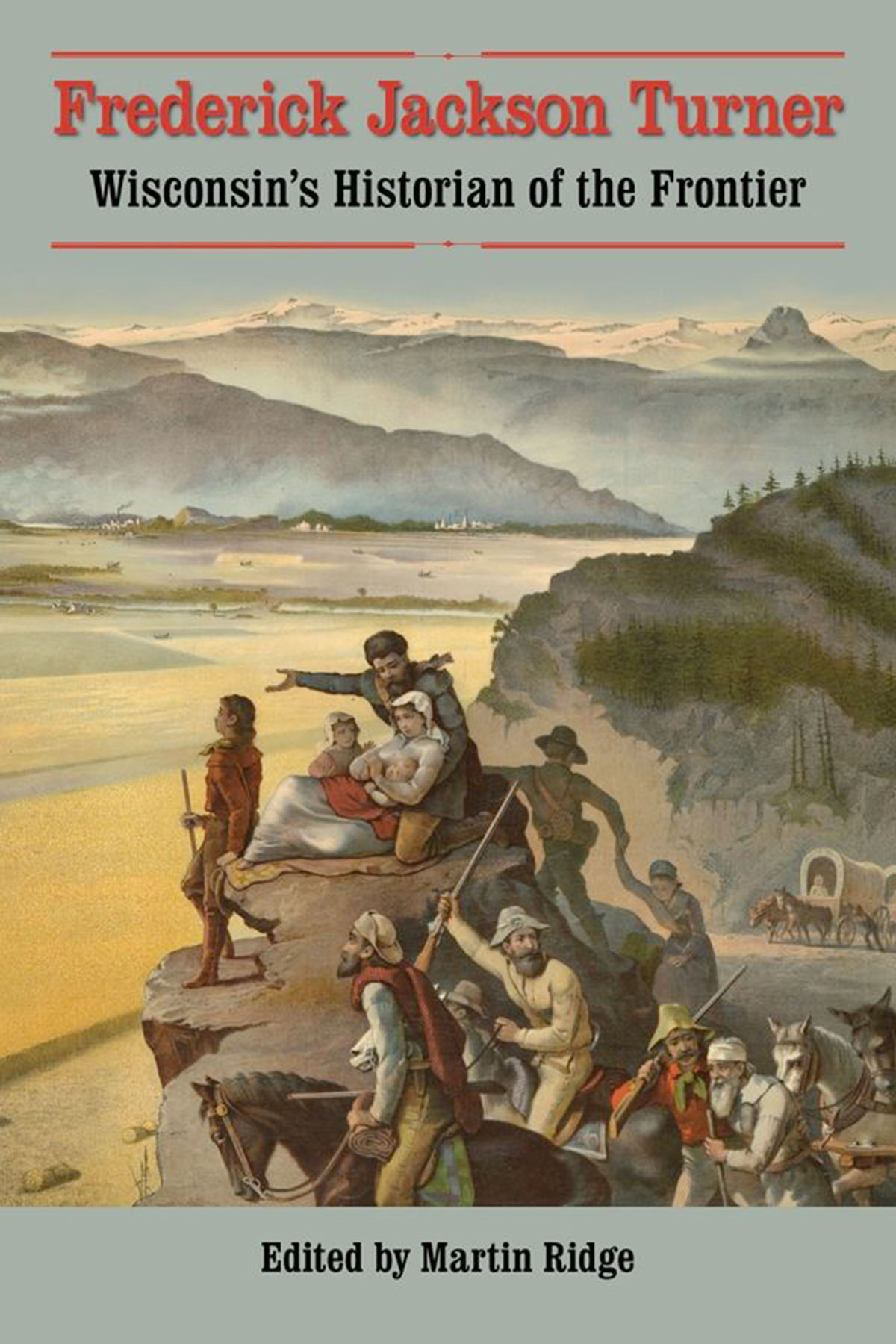 frederick jackson turner turner thesis Since its publication a century ago, frederick jackson turner's essay the  significance of the frontier in american history has exerted more.