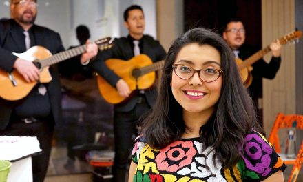 Marcela Garcia: Building cultural bridges with art