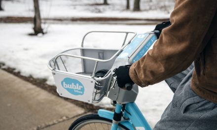 Bublr Bikes contest challenges riders to stay active in February