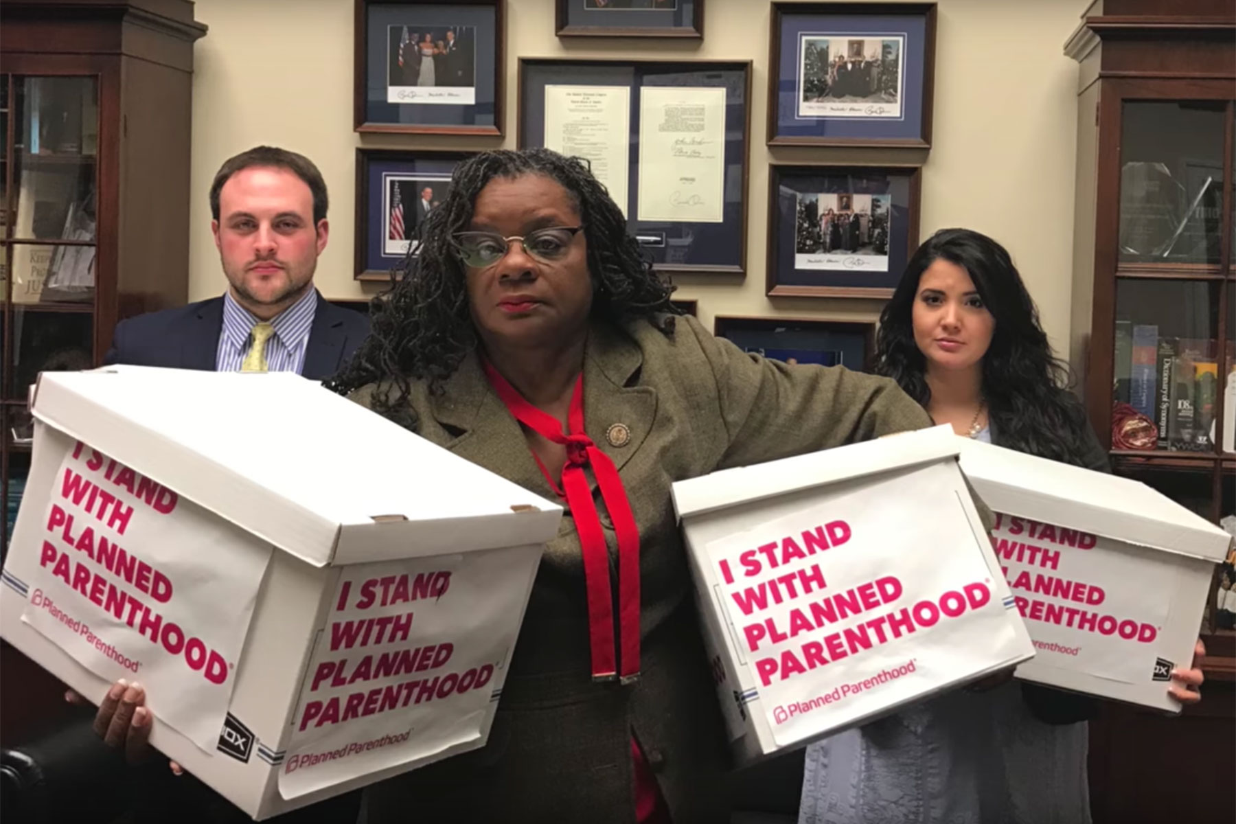 Health care professionals take stand with Planned Parenthood – Planned Parenthood Madison Wi Park St