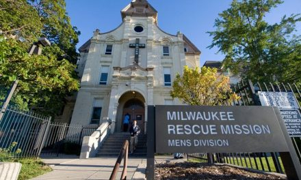 Book profits help fund Milwaukee Rescue Mission
