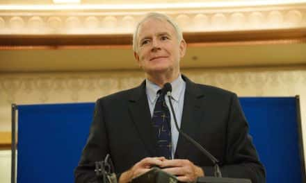 Mayor Barrett highlights success of partnerships helping homeowners