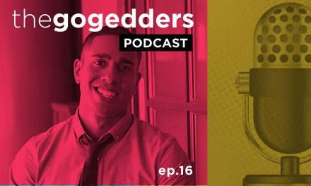 The GoGedders Podcast: Cristian Vega