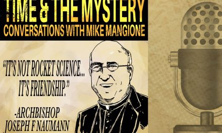Time & The Mystery Podcast: Joseph F. Naumann