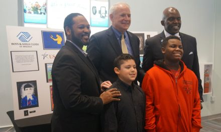 Black History Month celebrated in art at Boys & Girls Clubs