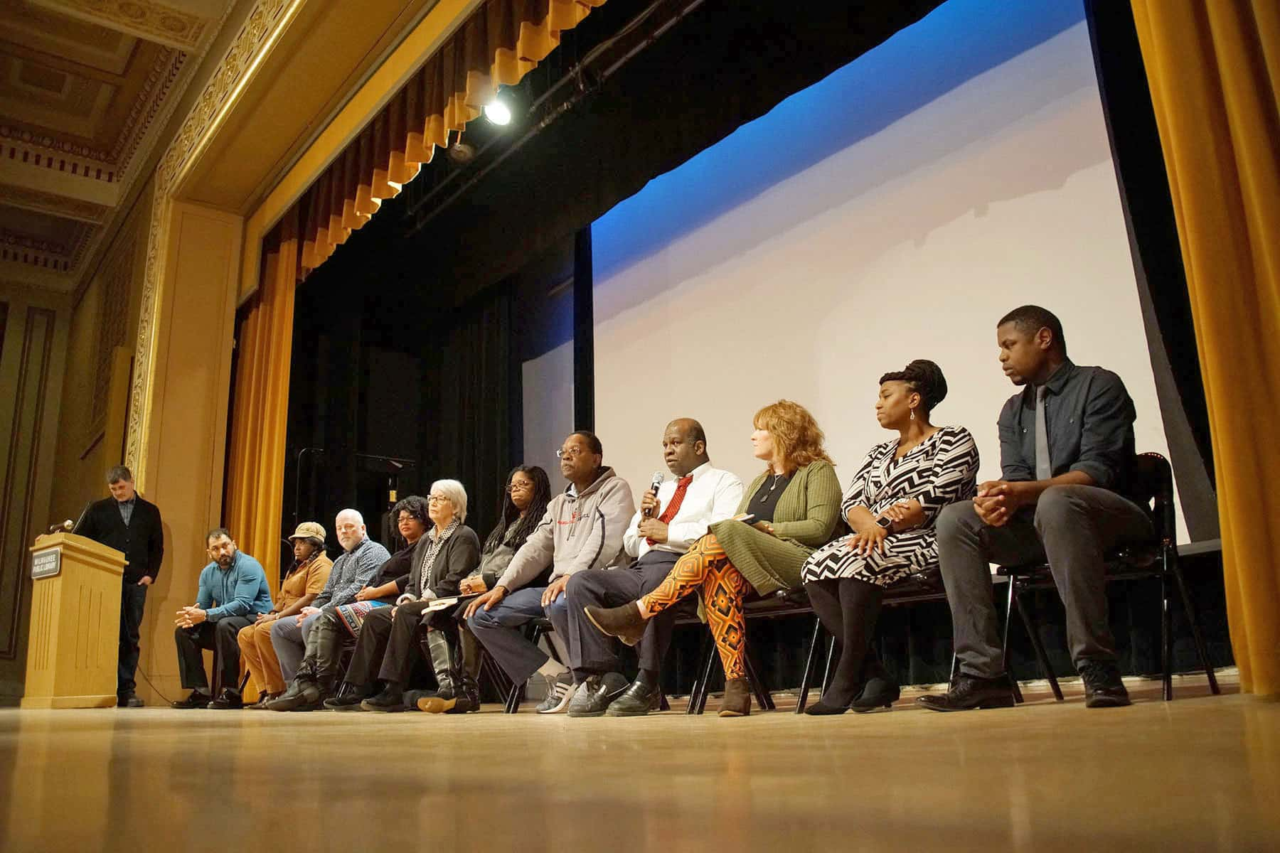 photo essay panel on repairing milwaukee s racial trauma the as a nation we have some ugly parts of our history we can t repair anything unless we are honest about what happened we believe that it is time our
