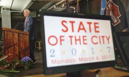Mayor Tom Barrett: State of the City 2017