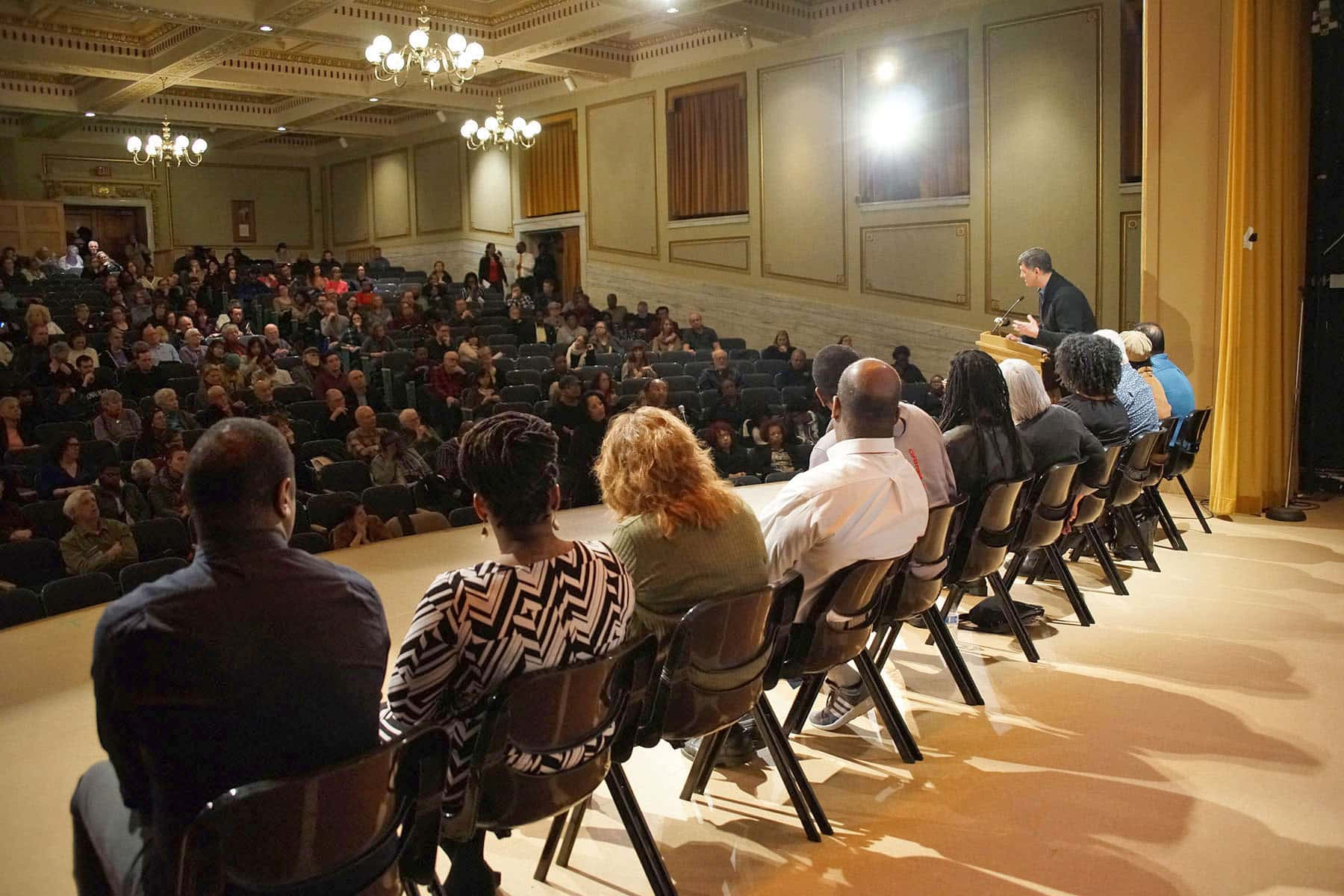 Black Holocaust Museum event offers steps toward reconciliation ...