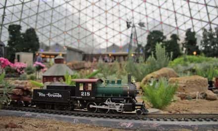 Miniature Railroad exhibit and garden show returns to The Domes