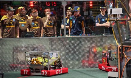 MPS robotics team advances to world championship after state win