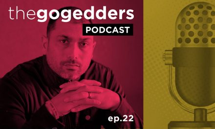 The GoGedders Podcast: Pardeep Singh Kaleka