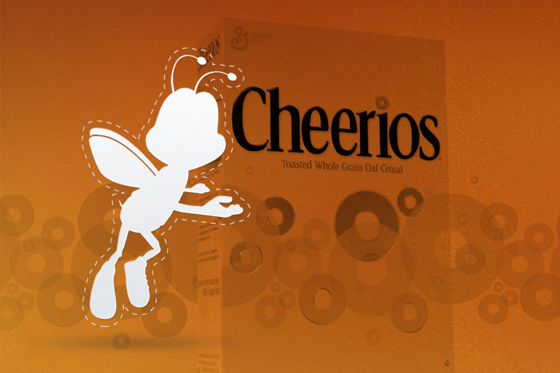 Cheerios giving away wildflower seeds to #BringBackTheBees