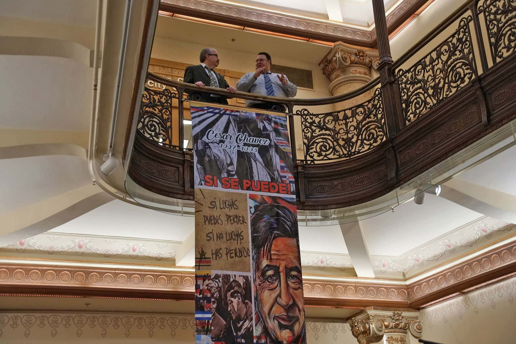 photo essay lessons from labor leader remain relevant today the 033117 cesarchavezday 080