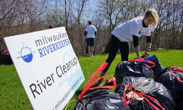 Milwaukee Riverkeeper reveals brand re-fresh for 23rd annual Spring Cleanup
