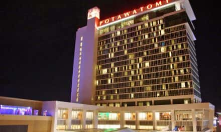 Second tower planned for Potawatomi expansion