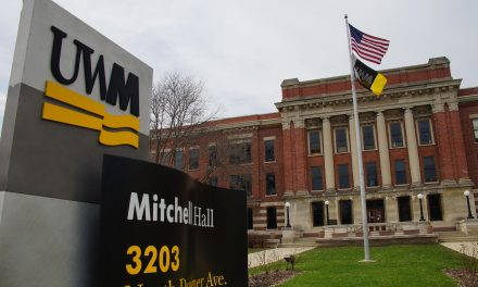 Cleanup begins and classes moved following fire at UW-Milwaukee