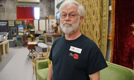 Jim Guy: Theater props make a most unusual garage sale