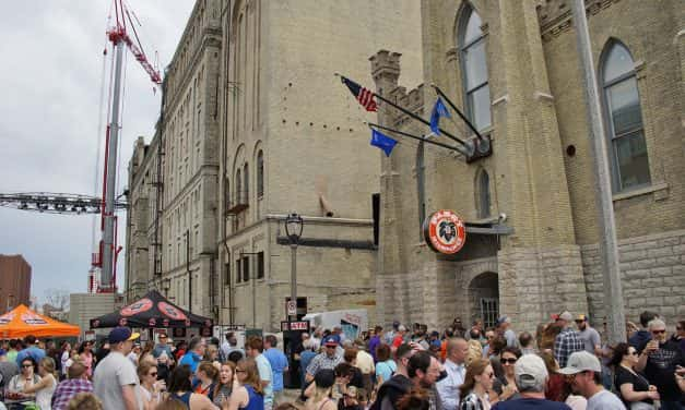 Photo Essay: Pabst Brewery grand opening street festival
