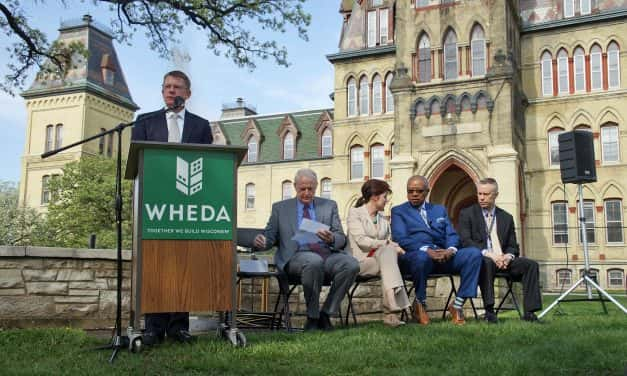 WHEDA awards housing tax credits for Soldiers Home rehab