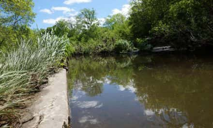 "Milwaukee's Harbor District awarded first-ever ""Trash Free Waters"" grant for Kinnickinnic River clean up"