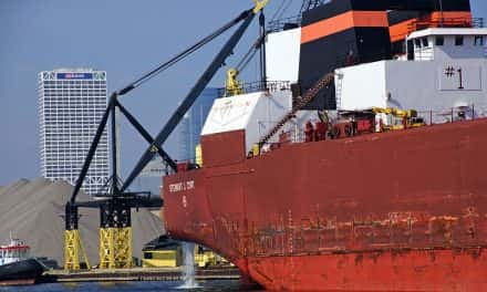 Port Milwaukee expects another strong year for international cargo as shipping season begins
