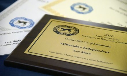 Milwaukee Independent honored with top multimedia award