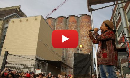 Video: Arrested Development Live at Pabst Brewery