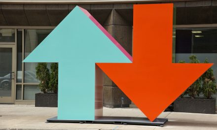 Map: Installations of Art along Milwaukee's Main Street