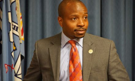 Alderman Johnson represents Milwaukee at Local Government Day