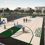 Bucks and Johnson Controls to invest in Westlawn area with Sports Center