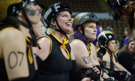 Photo Essay: Brewcity Bruisers Jam to Victory
