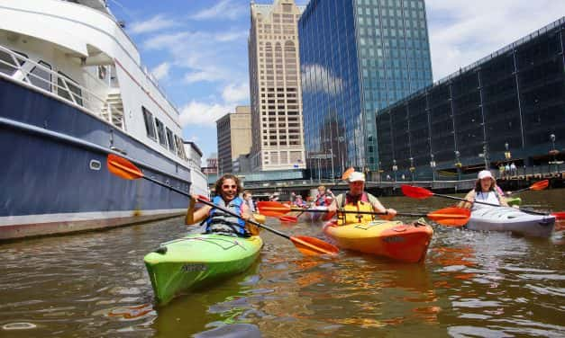 Photo Essay: Milwaukee River History Tour