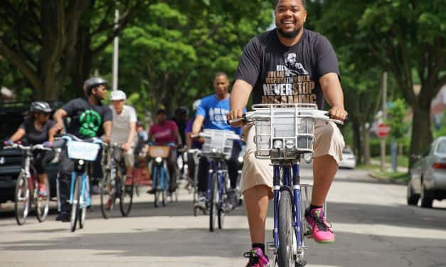 Photo Essay: Promise Zone bike ride brings neighborhoods together