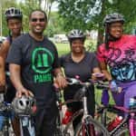 Coalition for safety and connectivity showcased at Promise Zones Ride