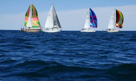 Sailboats race in Queen's Cup to win one of oldest trophies in yachting world