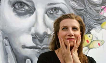 """Nova Czarnecki paints a poetic """"Witness to the Wild"""""""